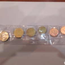 Euros: ESPAÑA 2003 8 MONEDAS EURO NUEVAS. Lote 126661847