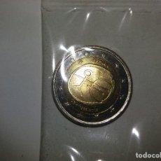 Euros: 2 EUROS CONMEMORATIVAS 2009 ESPAÑA PROCEDENTE DE CARTUCHO EXCELENTE. Lote 129678211