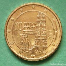 Euros: AUSTRIA - 10 EURO CENT 2017 - MUY EBC - VISITA MIS OTROS LOTES Y AHORRA GASTOS DE ENVÍO. Lote 133227294
