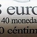 Euros: CARTUCHO 20 CENTIMOS (EUROCENT) ESPAÑA 2018-F.N.M.T. 40 MONEDAS-A DESPRECINTAR-. Lote 131651962