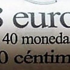 Euros: CARTUCHO 20 CENTIMOS (EUROCENT) ESPAÑA 2018-F.N.M.T. 40 MONEDAS-A DESPRECINTAR-. Lote 132853981