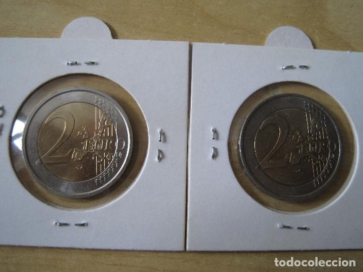 Euros: ITALIA 2 EUROS 2003 Y PORTUGAL 2002 - Foto 2 - 131040544