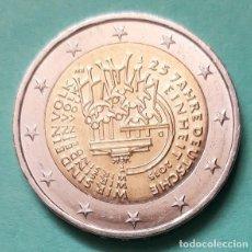 Euros: ALEMANIA - 2 EURO 2015 - 25 AÑOS DE UNIDAD ALEMANA - - VISITA MIS OTROS LOTES Y AHORRA GASTOS. Lote 131044104