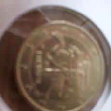 Euros: MONEDA DE 50 CENTIMOS DE LITHUANIA. Lote 131555890