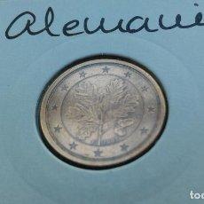Euros: ALEMANIA 2 CENTIMOS DE EUROS 2002 (F). Lote 137327070