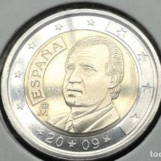 Euros: ESPAÑA 2 EUROS 2009. Lote 137330246