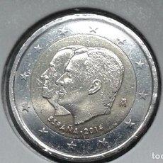 Euros: ESPAÑA 2 EUROS 2014. Lote 137333778