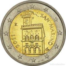 Euros: 2 EURO SAN MARINO 2011 SC. Lote 147483937