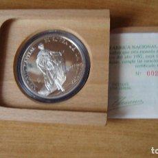 Euros: MONEDA 5 ECUS 1992 MADRID CAPITAL DE LA CULTURA. Lote 138806990
