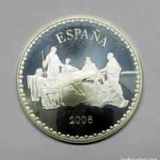 Euros: BICENTENARIO DE LA GUERRA DE LA INDEPENDENCIA (EL TIMBALER DEL BRUC), 10 EUROS 2008. LOTE 1349. Lote 140461466