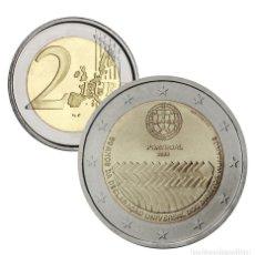 Euros: MONEDA 2 EUROS CONMEMORATIVOS PORTUGAL 2008 - 60º ANIV. DERECHOS HUMANOS. Lote 178751531