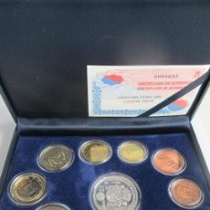 Euros: JUAN CARLOS I * COLECCION EUROS 2003 PROOF ** TIN. Lote 141609182
