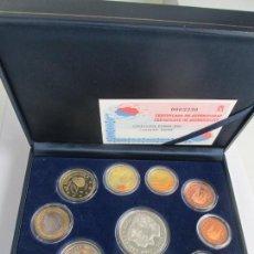 Euros: JUAN CARLOS I * COLECCION EUROS 2002 PROOF ** TIN. Lote 141609374