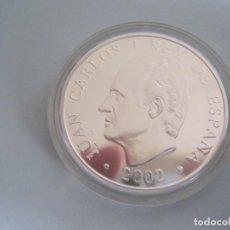 Euros: MONEDA DE PLATA DE 10 EUROS JUEGOS OLIMPICOS ESPAÑA 2002. Lote 142812910
