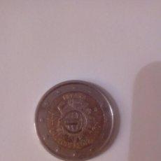 Euros: MONEDA 2€ ESPAÑA X ANIVERSARIO. Lote 143095042