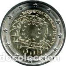 Euros: 2 EUROS ALEMANIA 2015 XXX ANIVERSARIO DE LA BANDERA EUROPEA. Lote 143410322