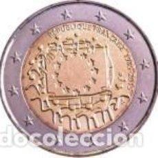 Euros: 2 EUROS FRANCIA 2015 XXX ANIVERSARIO DE LA BANDERA EUROPEA. Lote 143411074