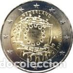 2 EUROS HOLANDA 2015 XXX ANIVERSARIO DE LA BANDERA EUROPEA (Numismática - España Modernas y Contemporáneas - Ecus y Euros)