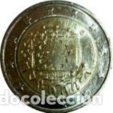 Euros: 2 EUROS IRLANDA 2015 XXX ANIVERSARIO DE LA BANDERA EUROPEA. Lote 143411490