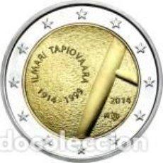 Euros: FINLANDIA 2014. 2 EUROS. CENTENARIO DEL NACIMIENTO DE ILMARI TAPIOVAARA. Lote 279411893