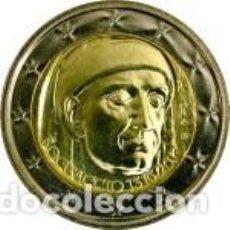 Euros: ITALIA 2013. 2 EUROS. 700 ANIVERSARIO DEL NACIMIENTO DE GIOVANNI BOCCACCIO. Lote 195408196