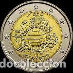 BÉLGICA 2 EUROS CONMEMORATIVOS TYE 2012 (Numismática - España Modernas y Contemporáneas - Ecus y Euros)
