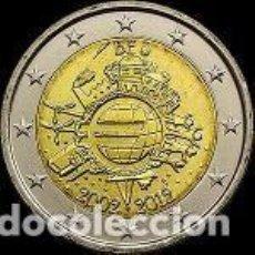 Euros: BÉLGICA 2 EUROS CONMEMORATIVOS TYE 2012. Lote 195336806