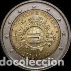 Euros: ITALIA 2 EUROS CONMEMORATIVOS TYE 2012. Lote 195336770