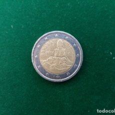Euros: MONEDA DE 2 EUROS DE ESPAÑA DE 2014. CONMEMORATIVA PARQUE GUELL - GAUDI.. Lote 144253569