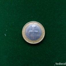 Euro: MONEDA DE 1 EURO DE CHIPRE DE 2008.. Lote 194913100