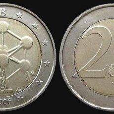 Euros: 2 EUROS BELGICA 2006 ATOMIUM. Lote 268967724