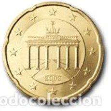Euros: ALEMANIA 2004 20 CENTS. SIN CIRCULAR. Lote 145969810