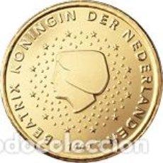 Euros: HOLANDA 1999. 50 CENT SIN CIRCULAR. Lote 145997282