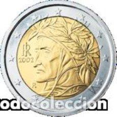 Euros: ITALIA 2002 SERIE COMPLETA SIN CIRCULAR. Lote 146676090