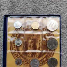 Euros: SAN MARINO 1976 - CARTERA OFICIAL 8 MONEDAS. Lote 147206186