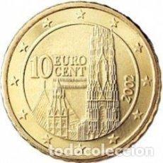 Euros: AUSTRIA 2009 10 CENT S/C. Lote 148481390