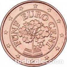 Euros: AUSTRIA 2011 5 CENT S/C. Lote 257541530