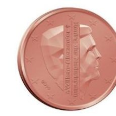 Euros: SET / TRIO EUROS HOLANDA 2016 1, 2 Y 5 CENT. Lote 210609086