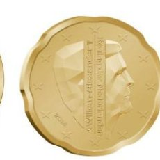 Euros: SET / TRIO EUROS HOLANDA 2014 10, 20 Y 50 CENT. Lote 262673025