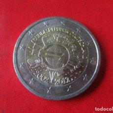 Euros: ALEMANIA. 2 EUROS 2012. 10 ANIV. DEL EURO. SIN CIRCULAR. Lote 151715473