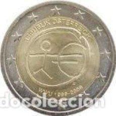 Euros: AUSTRIA 2 EUROS CONMEMORATIVOS 2009 EMU. S/C. Lote 195336967