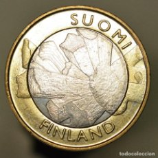Euros: 5 EUROS FINLANDIA 2011 OSTROBOTHNIANS . Lote 150546374