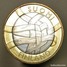 Euros: 5 EUROS FINLANDIA 2011 KARELIA. Lote 150546534