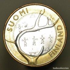 Euros: 5 EUROS FINLANDIA 2011 LAPPI. Lote 150546666