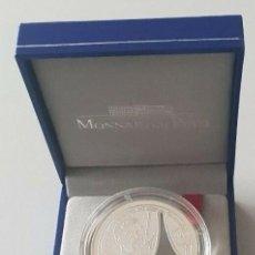 Euros: MONEDA FRANCIA 10 EURO 2009 .PLATA . 120 ANIVERSARIO TORRE EIFFEL. PROOF. Lote 150817994