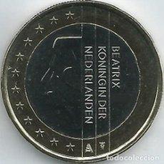 Euros: HOLANDA 2007 1€ . Lote 151293246