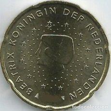 Euros: HOLANDA 2012 0,20€. Lote 200863158
