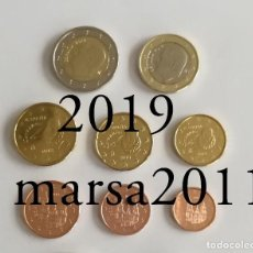 Euros: ESPAÑA 2019 SERIE DE EUROS. Lote 152533912
