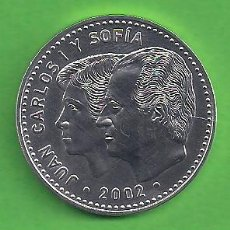 Euros: MONEDA - ESPAÑA - 12 EUROS DE PLATA - 2002 - JUAN CARLOS I - PRESIDENCIA DE LA UNIÓN EUROPEA - S/C.. Lote 151983810