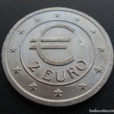 Euros: ESPAÑA EURO EN PRUEBA 1998 (CHURRIANA) 2 EUROS.. Lote 152587886